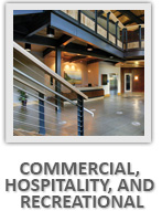 COMMERCIAL, HOSPITALITY, AND RECREATIONAL