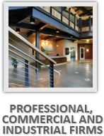 PROFESSIONAL, COMMERICAL AND INDUSTRIAL FIRMS