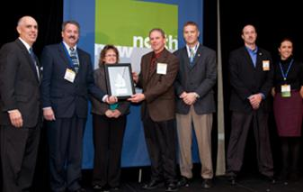 Hoffman Named 2012 Workplace Excellence Winner